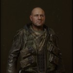 Crysis 3 Characters by Manuel Virks