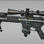 Call Of Duty : Modern Warfare 3 Weapons And Vehicles by Taehoon Oh